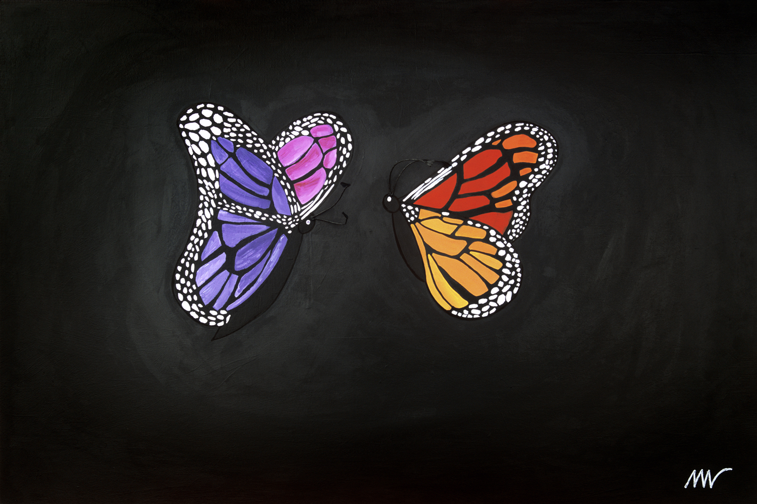 Incontri I - Farfalle ris72