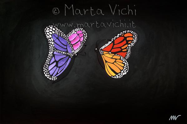 Incontri I: Farfalle