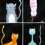 Incontri IX: Gatti