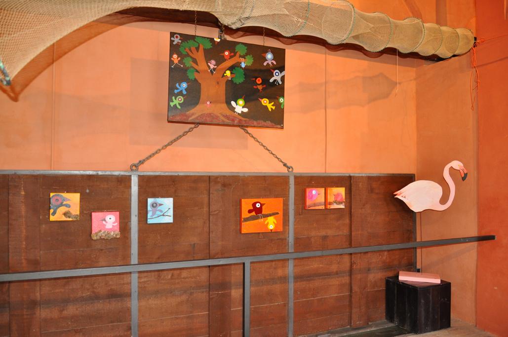 Mostra personale Casa Ximenes 2013