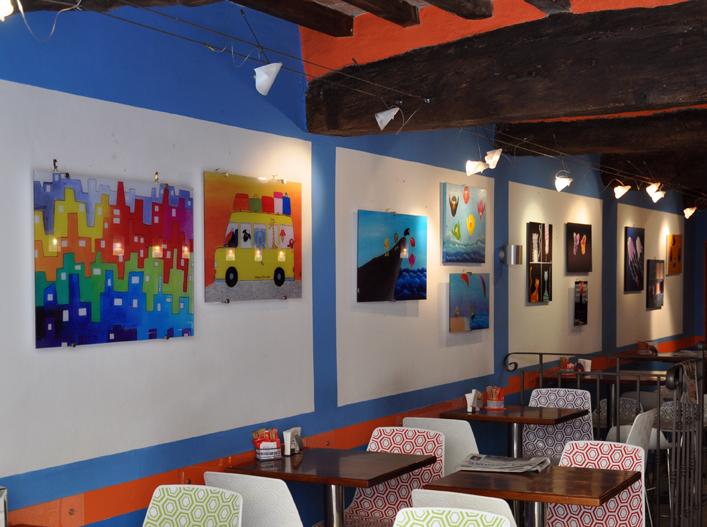 Esposizione San Martino Cafè 2013