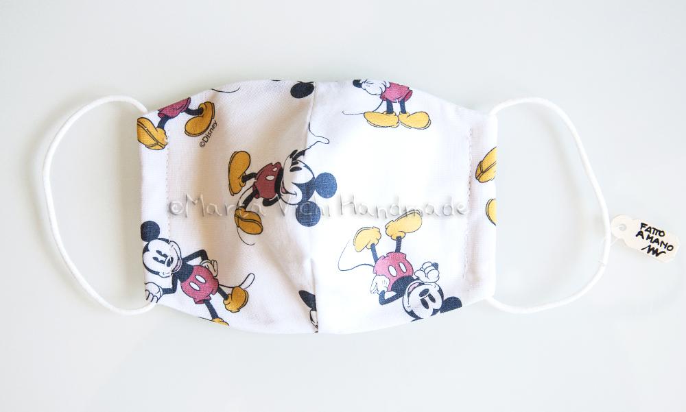 Mascherina II bambino Mickey Mouse