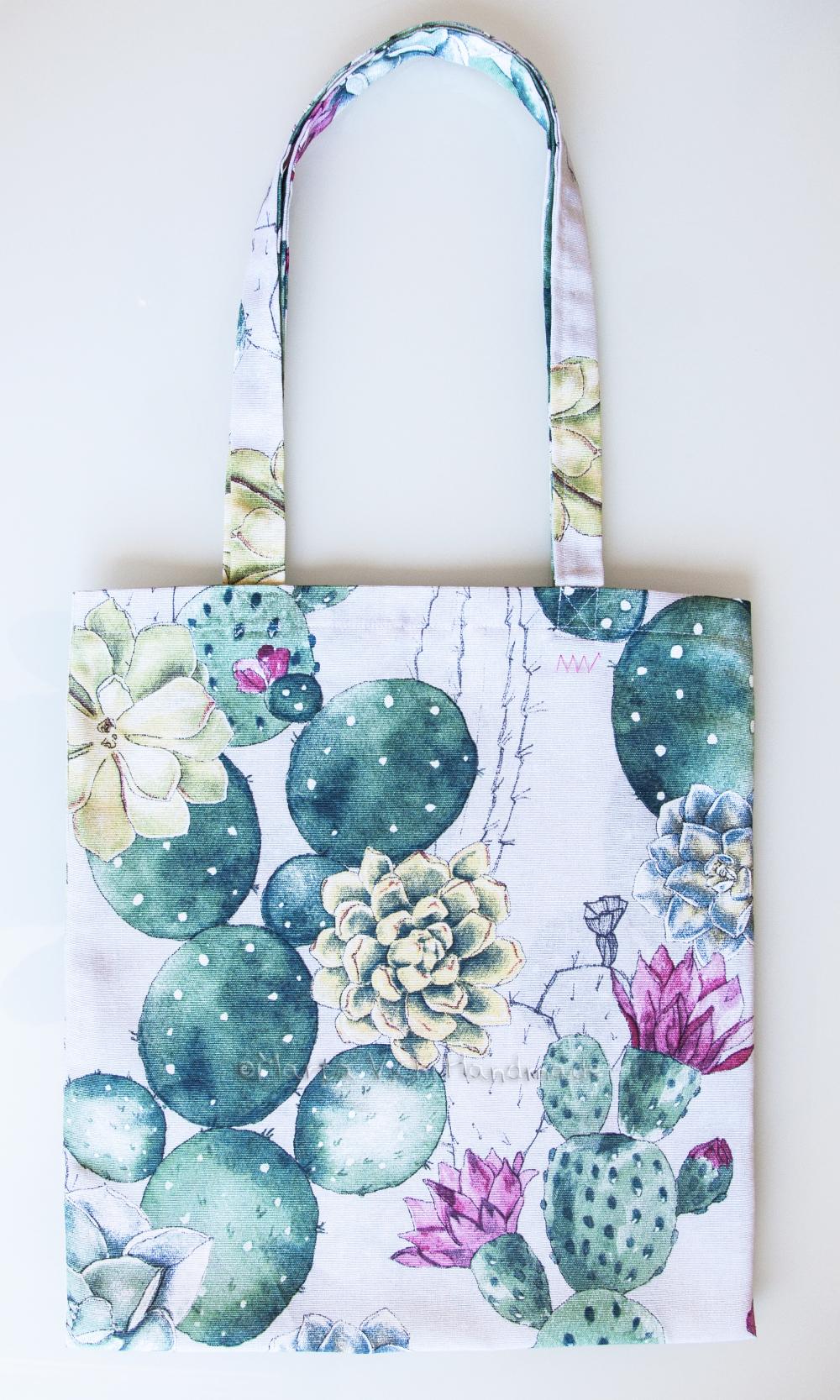 Shopping Bag Cactus