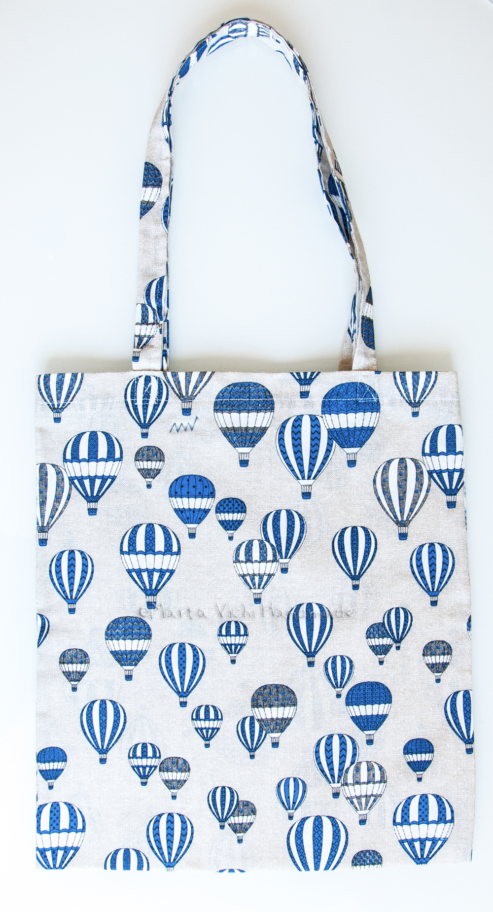 Shopping Bag Mongolfiere