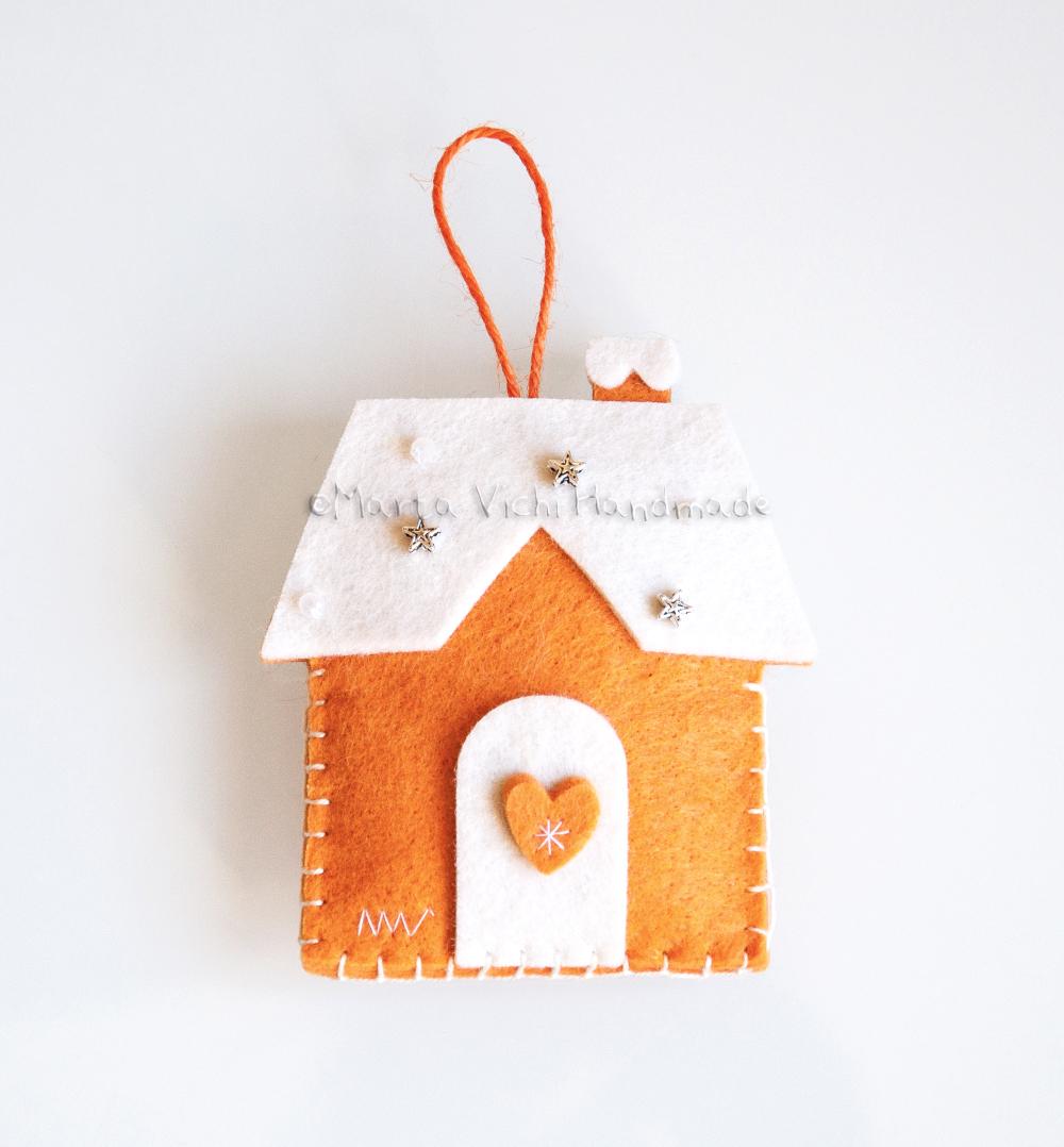 Casine d'inverno arancione