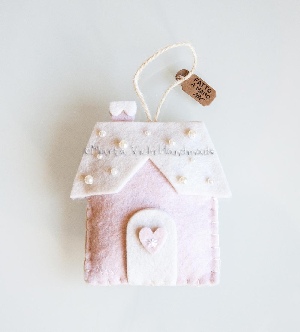 Casine d'inverno rosa