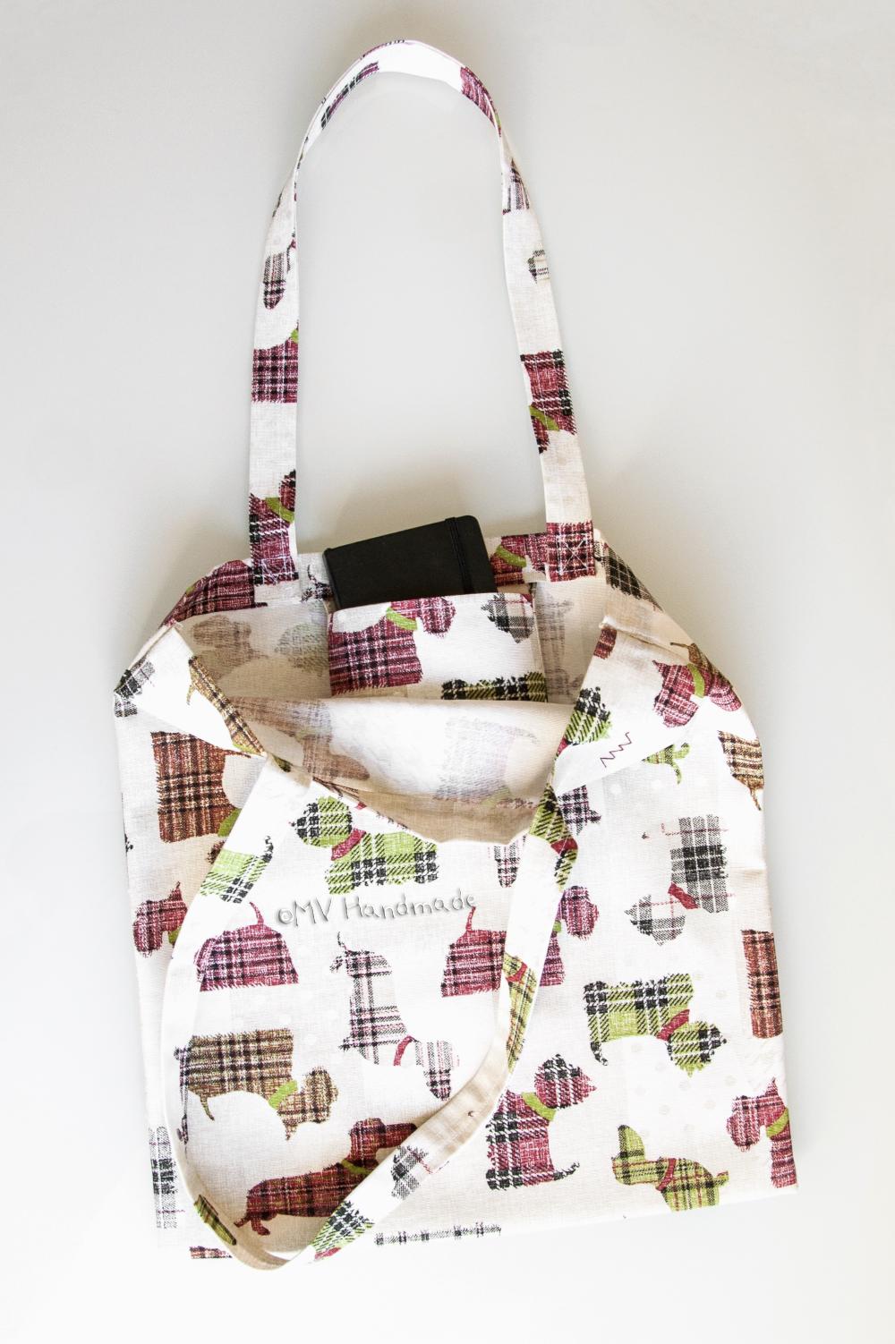 Shopping bag Cani1